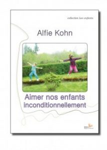 Couverture d'ouvrage: Aimer Nos Enfants Inconditionnellement de Alfie Kohn