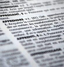 Ouverture d'un dictionnaire du parentage proximal