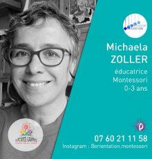 [Portrait] Michaela Zoller