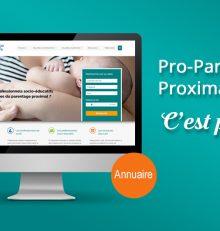Bonjour et bienvenue sur le tout nouveau portail francophone du parentage proximal!