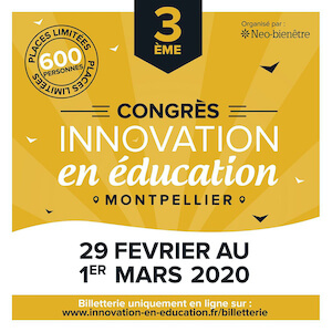 Congres Innovation Education