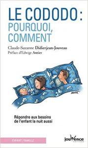 Couverture d'ouvrage: Le cododo : Pourquoi, comment de Claude-Suzanne Didierjean Jouveau