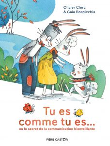 Couverture d'ouvrage: Tu es comme tu es...de Olivier Clerc